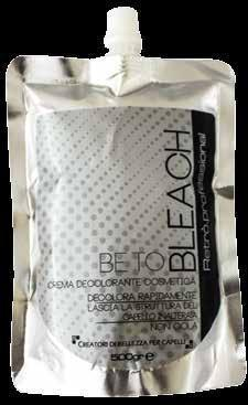 DECOLORACION BE TO BLEACH 500g